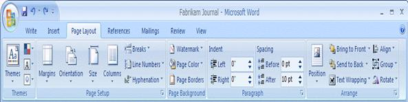How To Insert A Line Microsoft Word Tutorial