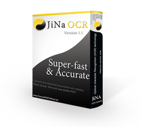 JiNa OCR Converter for windows
